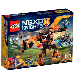 Lego Nexo Knights Infernox Captures The Queen Building Set , Lego 70325