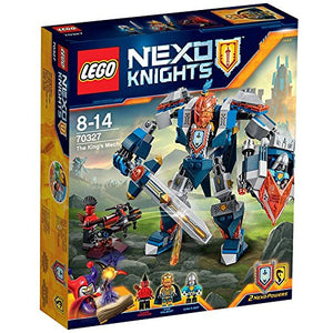 Lego Nexo Knights The King's Mech,Lego 70327