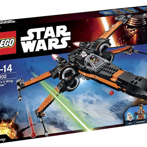 Lego Poe's X-Wing Fighter , Lego 75102
