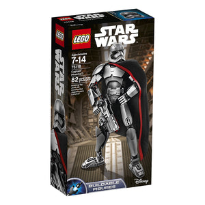 Lego Star Wars Captain Phasma  , Lego Set 75118