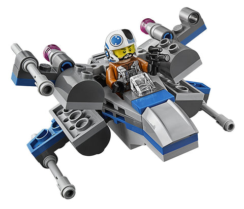 Lego Star Wars Resistance X-Wing Fighter™,Lego 75125