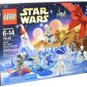 Lego Star Wars Advent Calendar Building Kit , Lego 75146