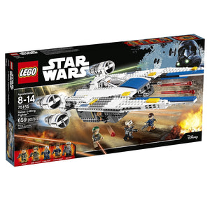 Lego Star Wars Rebel U-Wing Fighter,Lego 75155