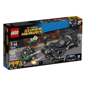 Lego Super Heroes Kryptonite Interception , Lego 76045
