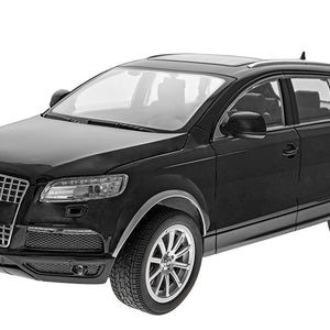 Mitashi Dash 1:16 Rechargeable R/C AudiQ7, Black DS010