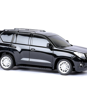 Mitashi Dash 1:16 Rechargeable R/C Toyota Prado, Black DS011