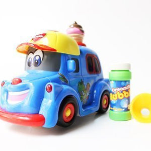 Skykidz My Bubble Ice Cream Musical Car, Multi Color SK 165