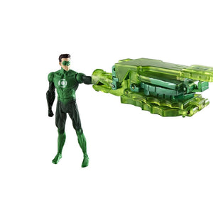 Mattel Green Lantern Battle Shifters Battle Fist Hal Jordan Figure (Green)  	 T7804-T7805