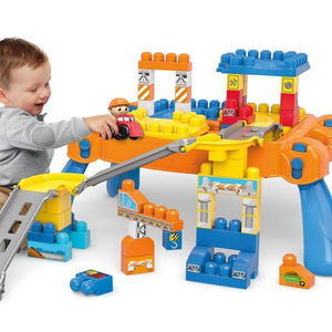 Mega Blocks Mega Build N Go Table Fisher Price DPY52
