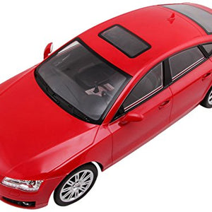 Mitashi Dash 1:16 Rechargeable R/C Audi A7, Red DS013