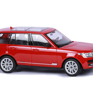 Mitashi Dash 1:16 Rechargeable R/C Range Rover, Red DS017