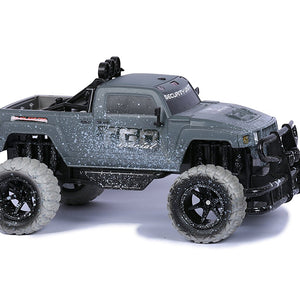 Mitashi Dash Rechargeable R/C Physco Mud Beast, Multi Color DS033