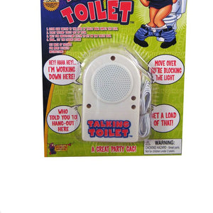 Forum Novelties Talking Toilet Prank Toy