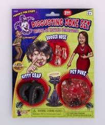 Forum Novelty Disgusting Joke Set 72628