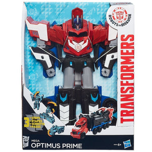 Transformer Mega Optimus Prime, Red B1564
