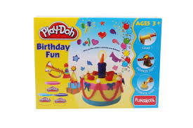Funskool Playdoh Birthday Fun 9004300