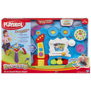 Funskool Playskool Hasbro Rocktivity Sit to Stand Music Table 70129