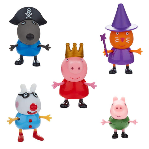 Peppa Pig Fancy Dress Figure 06382