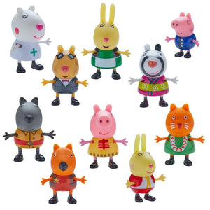 Peppa Pig Dress-up Figure 06529