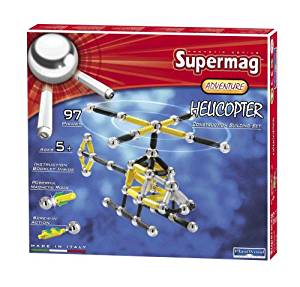 Plastwood Supermag Helicopter - Supermag Helicopter PW-0309