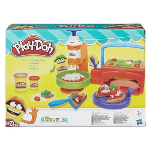 Play-Doh playdoh Twist and Top Pizza Shop