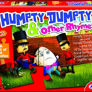 Frank Humpty Dumpty and Other Rhymes 14401