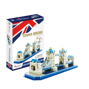 CubicFun Tower Bridge 3D Puzzle C238H