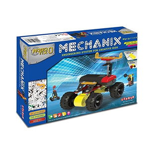 Zephyr Mechanix Robotix -0 Construction Set 01027