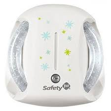Safety 1st Automatic Night Light - White 33110274