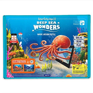 Smartivity Edge Deep Sea Wonders Puzzle   STEM Toys  SMRT1034