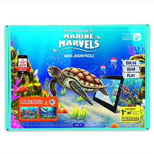 Smartivity Edge Marine Marvels Puzzle  STEM Toys SMART 1035