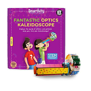 Smartivity Fantastic Optics Kaleidoscope  STEM Toys  SMRT 1040