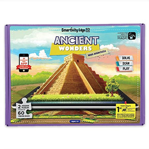 Smartivity Edge Ancient Wonders Magic Jigsaw Puzzle   STEM Toys  SMRT 1045