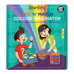 Smartivity Mix 'N' Match Colour Imaginator Educational Toy, S.T.E.M Toys 1013