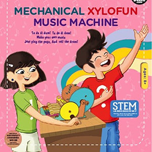 Smartivity Mechanical Xylofun Music Fun SMRT 1032