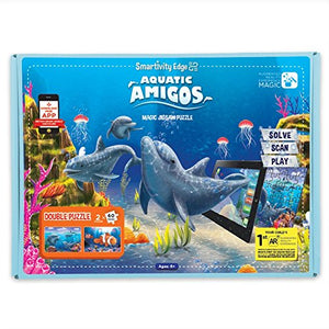 Smartivity Edge Aquatic Amigos Puzzle  STEM Toys  SMRT 1033