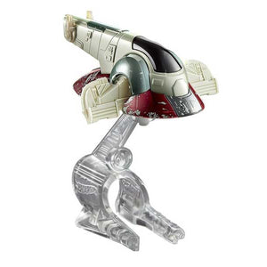 Hot Wheels Star Wars Starship Boba Fett Slave 1 Vehicle