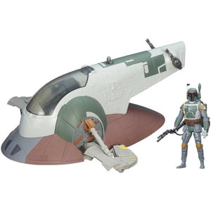 Star Wars Slave I with Boba Fett B4202-B3672