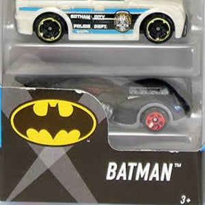 Hot Wheels 5 Cars Pack 2017 Batman Hotwheels