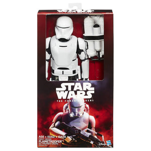 Star Wars The Force Awakens First Order Flame Trooper (12-inch)