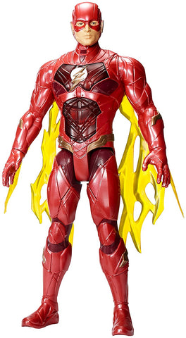 Mattel Justice League Feature Figure - Flash FGH04-FGH08
