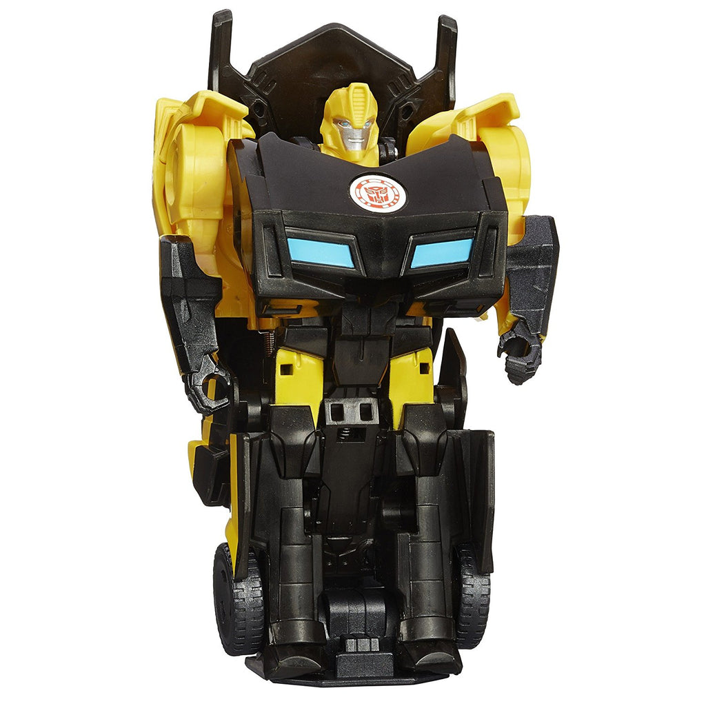 Transformers Robots in Disguise 1-Step Changers Night Ops Bumblebee Figure  B2990-B0068