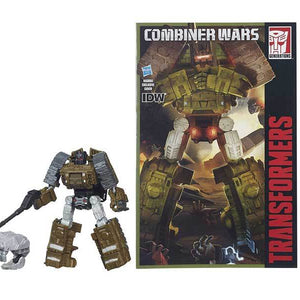 Transformers Generations Combiner Wars Deluxe Class Brawl B4660/B0974
