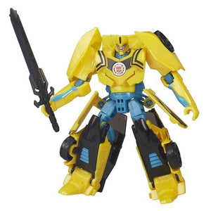 Transformers Robots in Disguise Warrior Night Strike Bumblebee Action Figure B4688/B0070