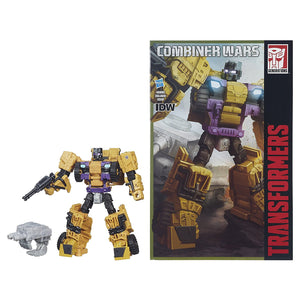 Transformers Generations Combiner Wars Deluxe Class Swindle  B4661/B0974