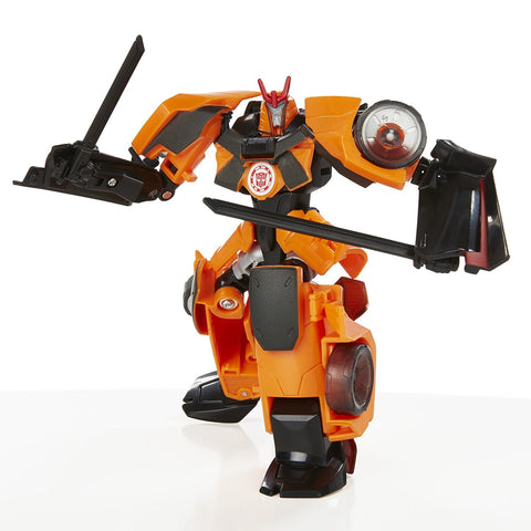 Transformers Robots In Disguise Warrior Class Autobot Drift Figure B0912/B0070