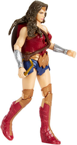 DC Comics Justice League Talking Heroes 6 inch Action Figure - Wonder Woman FGG49-FHB10