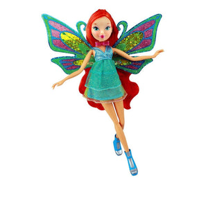 Winx Club Doll - Enchantix Fairy - Bloom 7105000