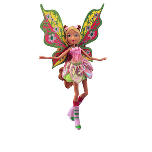 Winx Club Believix Fairy Flora Doll 7105100