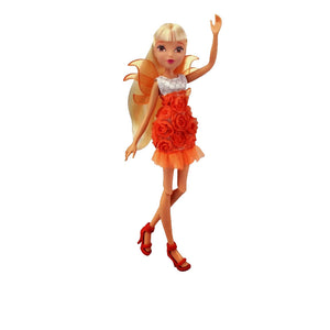 Winx club WINX Magic Flower Doll 7105200 Stella